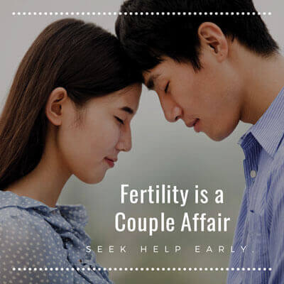Fertility is a Couple Affair - Fertility Assessment SMGWH