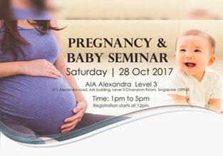 Pregnancy and Baby Seminar