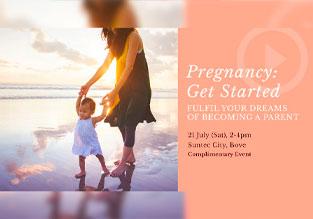 Pregnancy: Get Started