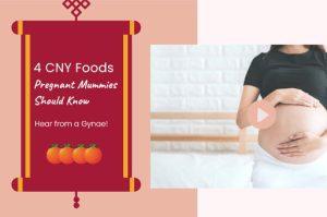4 CNY Foods