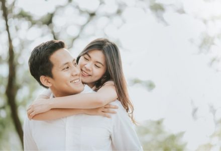 Advice for couple who are trying to conceive